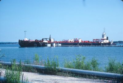 AMOCO GREAT LAKES (1982, Barge)