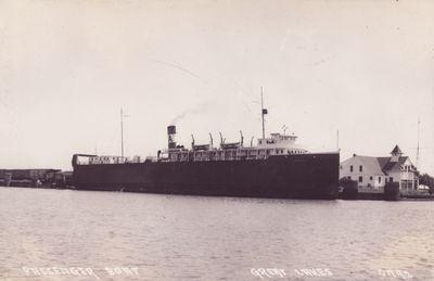 ANN ARBOR NO. 3 (1898, Car Ferry (Rail Ferry))