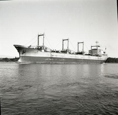 ANTAIOS (1971, Ocean Freighter)