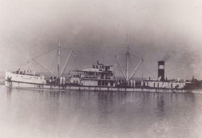 AQUIDABAN (1920, Package Freighter)