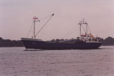 ARINA HOLWERDA (1974, Ocean Freighter)