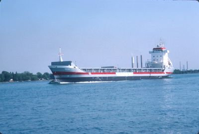 ARION (1997, Ocean Freighter)