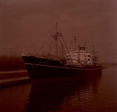 ARITU MARU (1953, Ocean Freighter)