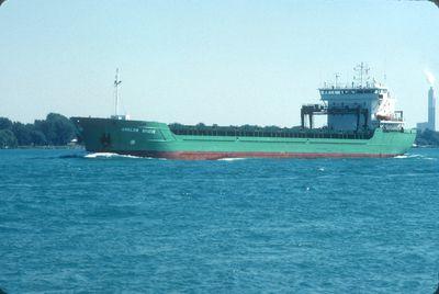 ARKLOW BRIDGE (1996, Ocean Freighter)