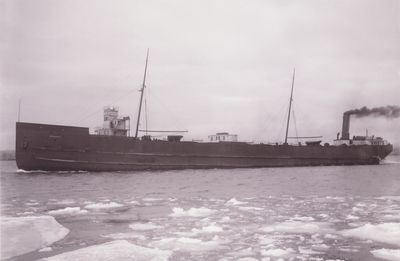 AURANIA (1895, Barge)