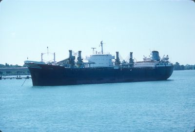 AURIGA (1961, Ocean Freighter)