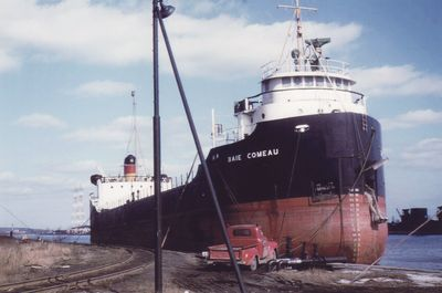 BAIE COMEAU (1954, Bulk Freighter)