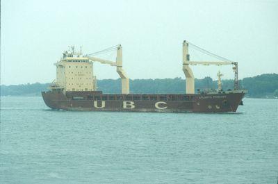 BBC KOREA (2003, Ocean Freighter)