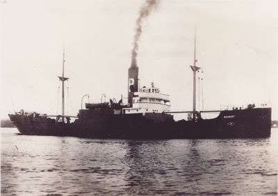 CANADIAN ARTIFICER (1921, Package Freighter)