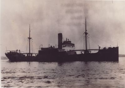 CANADIAN ENGINEER (1920, Package Freighter)