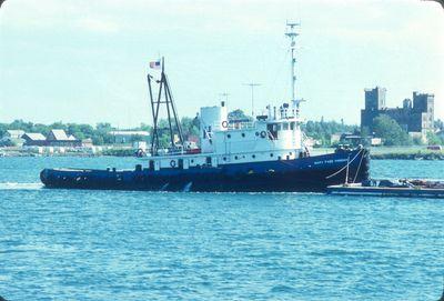 G.W. CODRINGTON (1950, Tug (Towboat))
