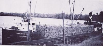 CONISCLIFFE HALL (1928, Bulk Freighter)