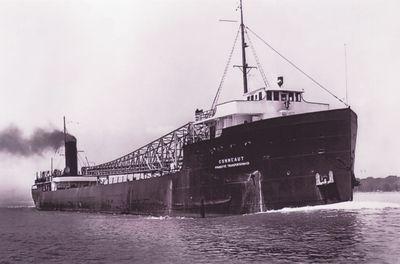 CONNEAUT (1916, Bulk Freighter)