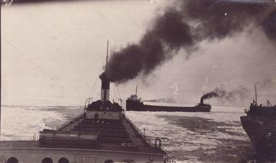CORALIA (1896, Bulk Freighter)