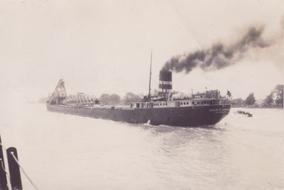 ADAM  E. CORNELIUS (1908, Bulk Freighter)