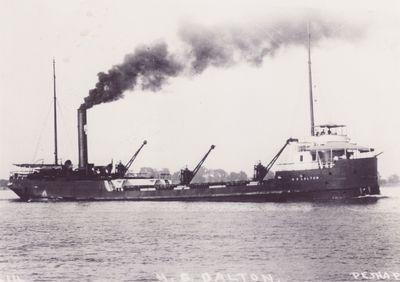 H.G. DALTON (1903, Bulk Freighter)