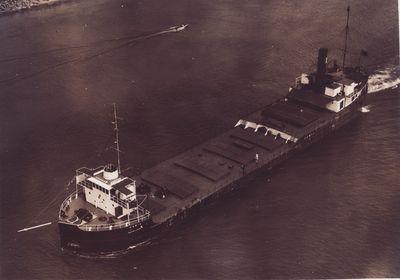 DAMIA (1929, Bulk Freighter)