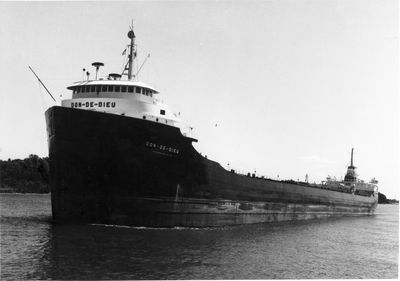 DON DE DIEU (1965, Bulk Freighter)