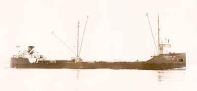 FRANKCLIFFE HALL (1952, Bulk Freighter)