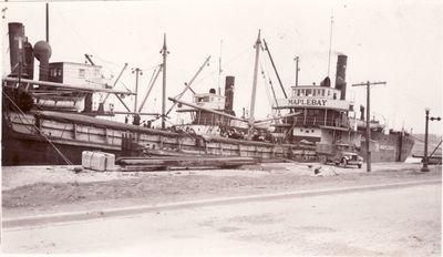 GREEUR (1920, Bulk Freighter)