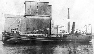 E. GUNNELL (1912, Bulk Freighter)