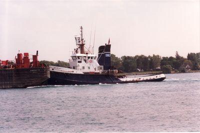 HAMTUN (1953, Tug (Towboat))