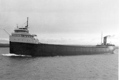 J.H. HILLMAN JR (1943, Bulk Freighter)