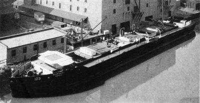 I.L.I. 103 (1921, Bulk Freighter)