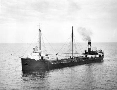 KEYVIVE (1913, Bulk Freighter)