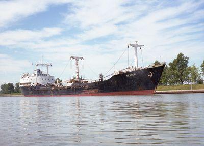 KRAPANJ (1967, Ocean Freighter)