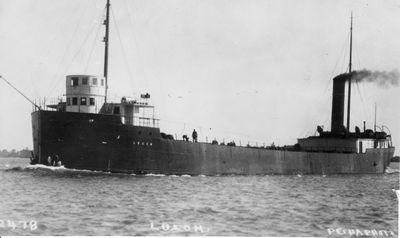 LUZON (1902, Bulk Freighter)