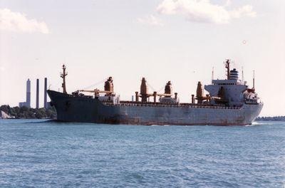 MARIA G.L. (1974, Ocean Freighter)