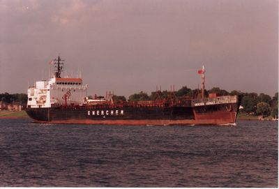 MARINA (1972, Tank Vessel)