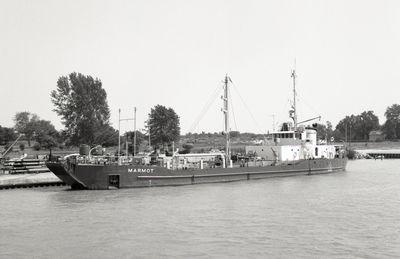 MARMOT (1943, Tank Vessel)