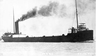 MARS (1901, Bulk Freighter)