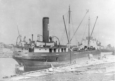 F.V. MASSEY (1929, Bulk Freighter)