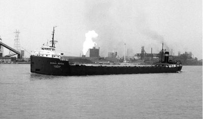 SAMUEL MATHER (1926, Bulk Freighter)