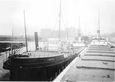 MATOA (1890, Bulk Freighter)