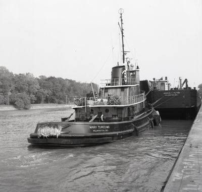 RALPH E. MATTON (1957, Tug (Towboat))