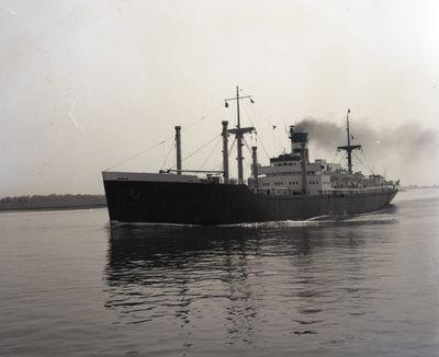 MEDINA VICTORY (1944, Naval Vessel)