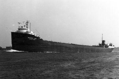 MENIHEK LAKE (1959, Bulk Freighter)