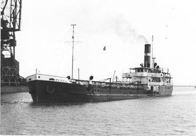 MEXOIL (1918, Tank Vessel)