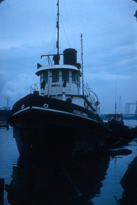 JOHN E. MEYER (1923, Tug (Towboat))