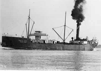 MIDLAND QUEEN (1901, Package Freighter)