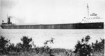 MIDVALE (1917, Bulk Freighter)