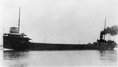 MILINOKETT (1907, Bulk Freighter)