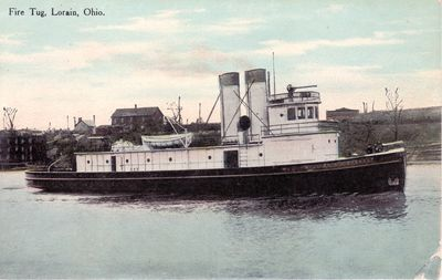 WILLIAM A. MCGONAGLE (1908, Tug (Towboat))