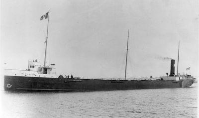 ANNA C. MINCH (1903, Bulk Freighter)