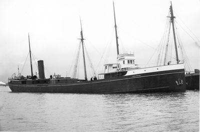 SAMUEL MITCHELL (1892, Bulk Freighter)