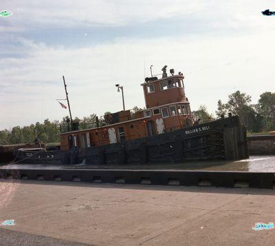 NAVAJO (1950, Tug (Towboat))